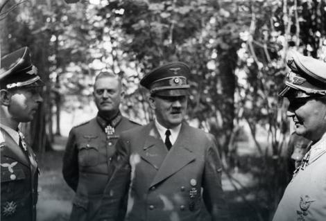 Hitlerova optužnica je bila spremna mnogo pre završetka rata