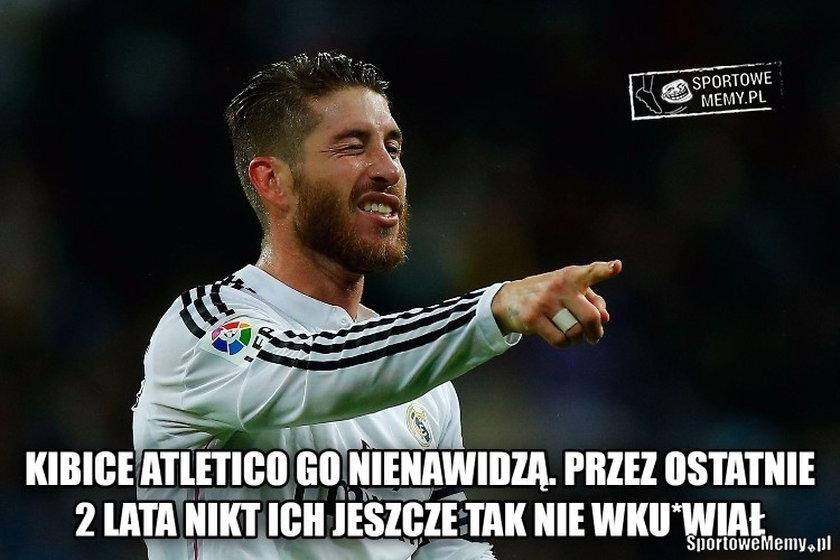 Memy po finale Ligi Mistrzów Real Madryt –Atletico Madryt