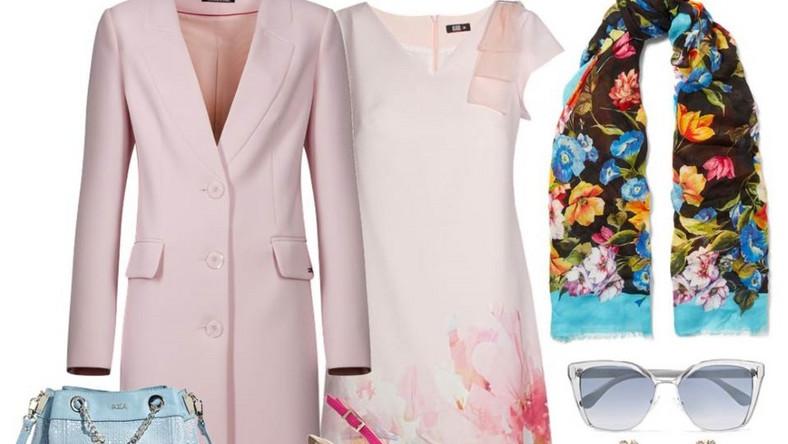 Sezon wiosna/lato 2018 sprzyja romantycznym stylizacjom. Na wybiegach pojawiły się pastelowe odcienie: mięta, szarości i żółć. Jednak zdecydowanym top kolorem okazał się pastelowy róż. Występuje niemalże w każdym elemencie ubrania i świetnie wygląda na tiulowym, zwiewnym materiale oraz koronce. Łączymy go z kontrastowym, soczystym kolorem jak na przykład chabrowy lub cytrynowy.
