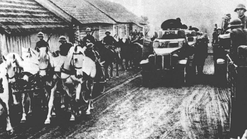 17 września 1939 - wojska ZSRR zajmują wschodnie tereny Polski