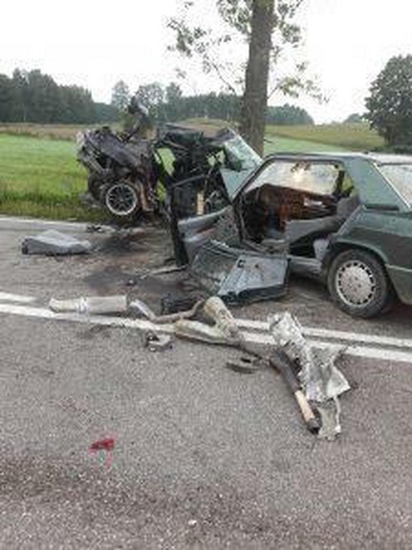 Tragedia na drodze