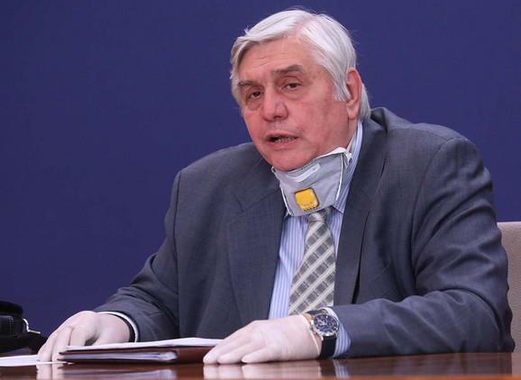 Dovoljna je jedna svadba ili bilo kakav veći skup da epidemija bukne: Branislav Tiodorović