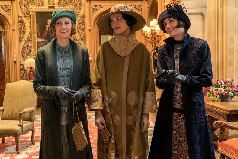 """Downton Abbey"" - kadr z filmu"