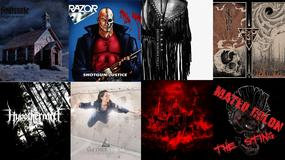 Metal Max 14: recenzje Blaze of Perdition, Razor, Prurient i inne