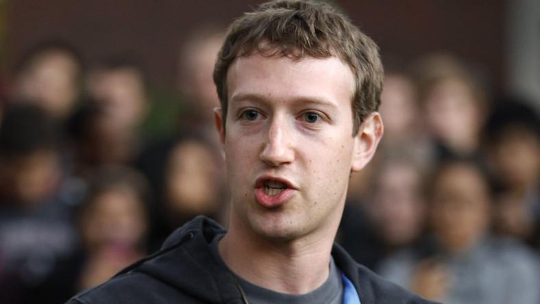 Twórca Facebooka w tajemnicy przyjechał do Europy