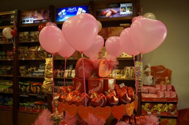 Walentynkowe prezenty, Grand Indonesia, Dżakarta
