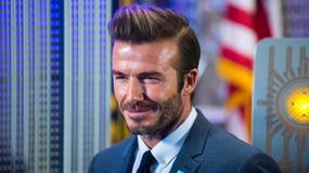 Beckham zdradził swój sposób na kaca