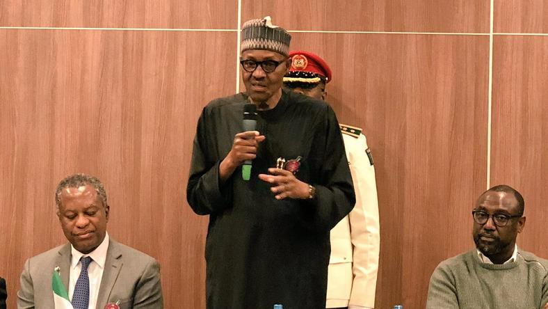 Image result for Nigerians know that things are not the same – Buhari