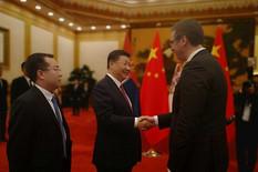 """POSLE RAZGOVORA SA ŠEIKOM VUČIĆ DOŠAO NA IDEJU """"Kinezi bi mogli da u Srbiji prave LETEĆE AUTOMOBILE"""""""