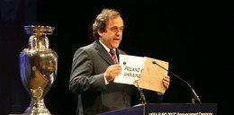 Platini: Euro 2012 w Polsce to nic pewnego