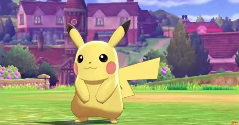 Du kannst jetzt eine Pokémon-Hochzeit veranstalten