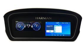 Samsung i Harman: koniec zwykłych zegarów w samochodzie