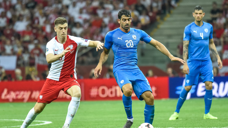 Mecz Polska - Izrael