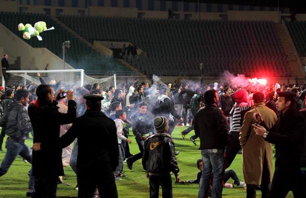 Zamieszki po meczu piłki nożnej