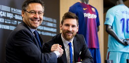 Messi podpisał nowy kontrakt. Kosmiczna klauzula odstępnego!