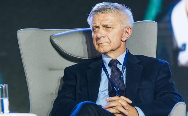 Jego zdaniem, wejście do strefy euro mogłoby przyciągnąć do Polski więcej inwestorów