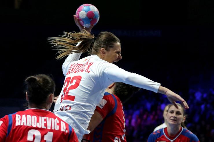 Ženska rukometna reprezentacija Srbije, Ženska rukometna reprezentacija Crne Gore