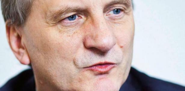 Zbigniew Król, wiceminister zdrowia fot. Wojtek Górski