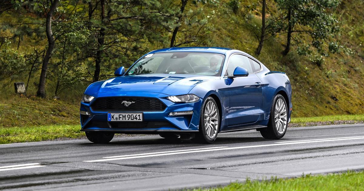 Nowy Ford Mustang Wrażenia Z Jazdy I Dane Techniczne