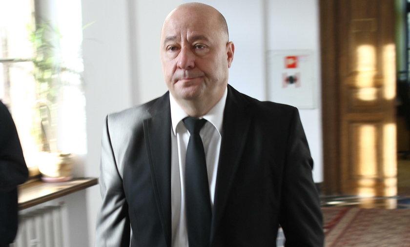 Kazimierz Greń  w Sądzie Okręgowym w Rzeszowie