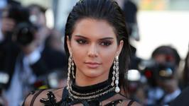 Kendall Jenner pokazała przekłuty sutek