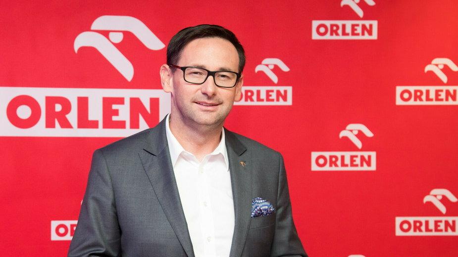 Daniel Obajtek - prezes zarządu PKN Orlen