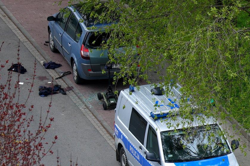 Policjant zginął z rąk przebierańca