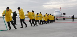 Kompromitacja posła PO: ciągnęli ten samolot, bo był najlżejszy!
