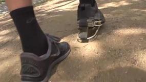 Przyszłość medycyny, prąd dla organów z... butów