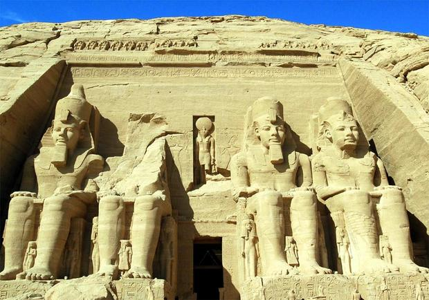 Świątynie Abu-Simbel