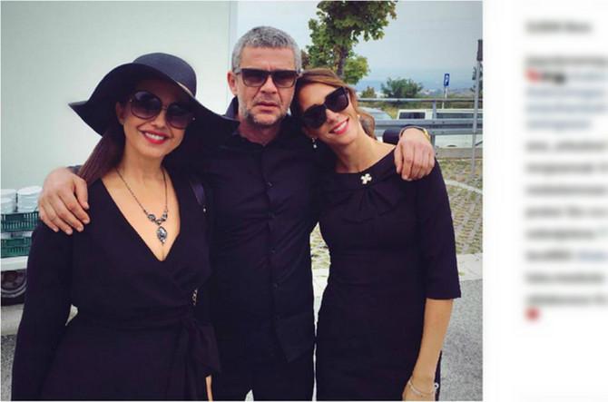 Uspomena sa snimanja serije Ubice mog oca: Glogovac između Natalije i Tijane, dve svoje žene u seriji