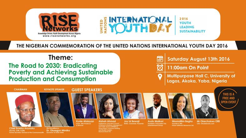 Rise Network-United Nations International Youth Day