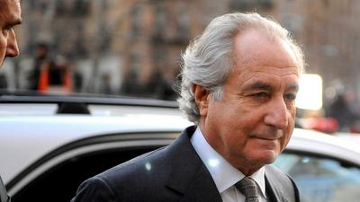 Bernard Madoff est mort !