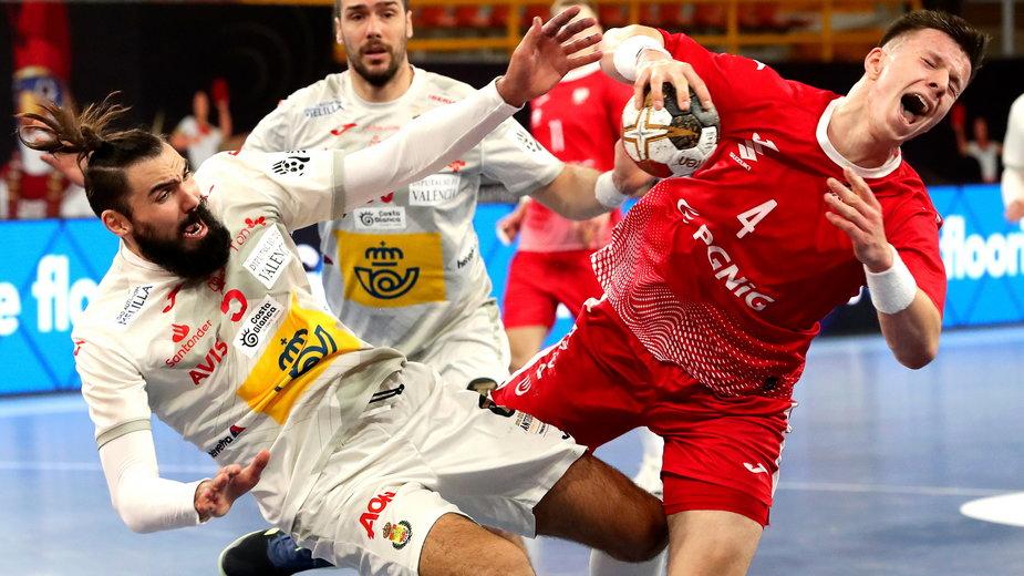 epa08944826 - EGYPT HANDBALL WORLD CHAMPIONSHIP 2021 (Men Handball World Championship 2021)