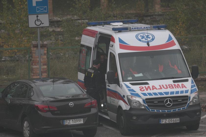 Uczennice napadnięte pod szkołą w Zielonej Górze