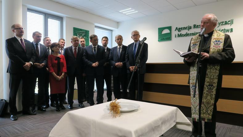 W Lublinie otwarto Wydział Tworzenia Oprogramowania Departamentu Informatyki ARiMR