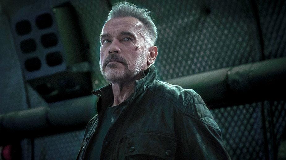 """Kadr z filmu """"Terminator: Mroczne przeznaczenie"""""""