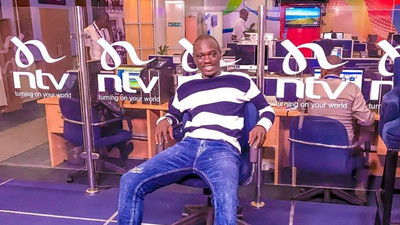Comedian Eddie Butita quits NTV's The Trend after 5 years