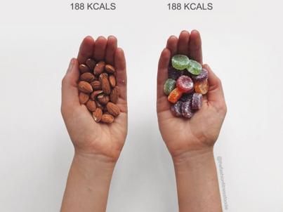 Liczenie kalorii jest istotne, ale nie zawsze tylko tym powinniśmy się kierować, gdy układamy swój jadłospis