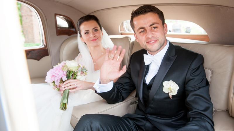 Łukasz Fabiański ożenił się z Anną Grygiel