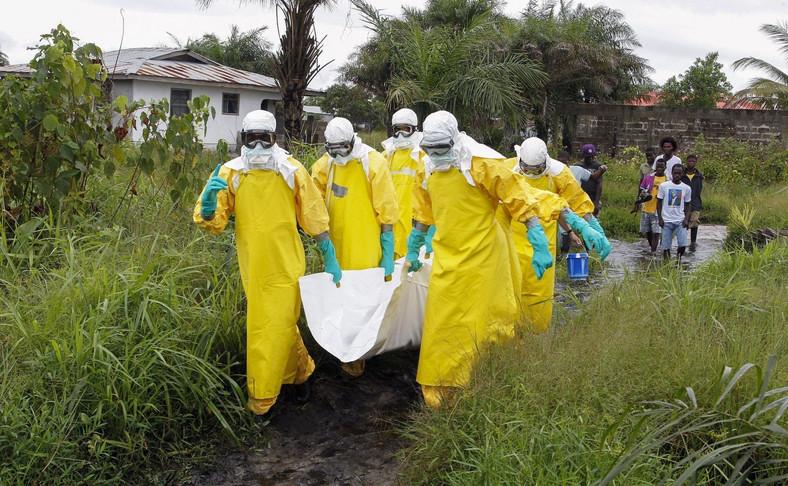 Wróciła ebola, lekarze alarmują