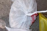 Zaplenjeni heroin i municija