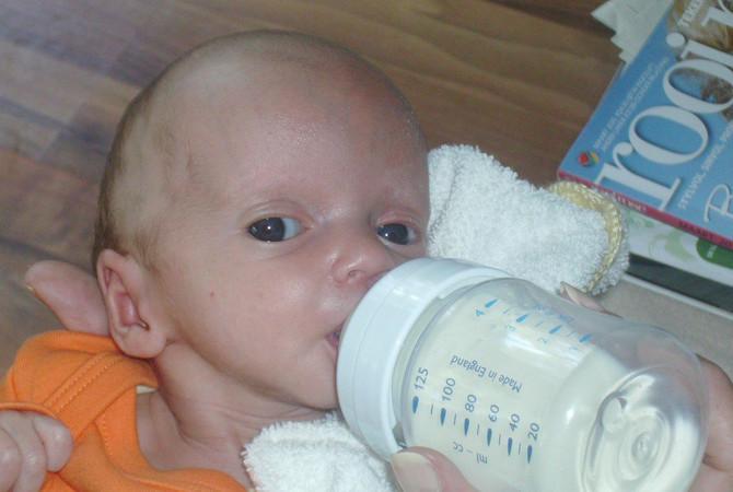Šest meseci nakon rođenja bebe, desio se veliki preokret