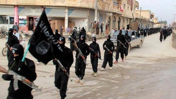 Teroristička organizacija Islamska država