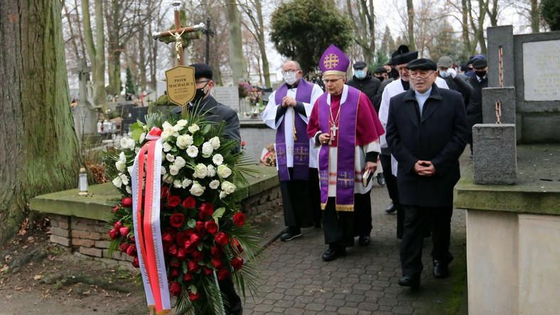 Uroczystości pogrzebowe w Częstochowie