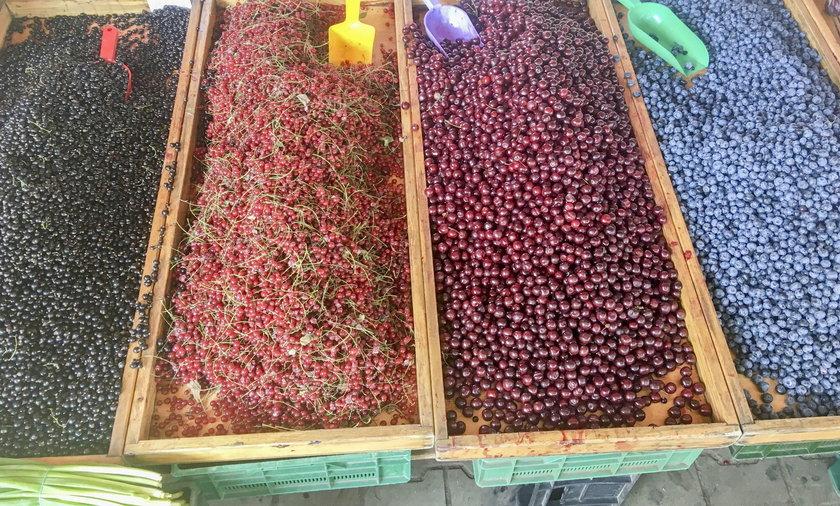 Rosną ceny owoców