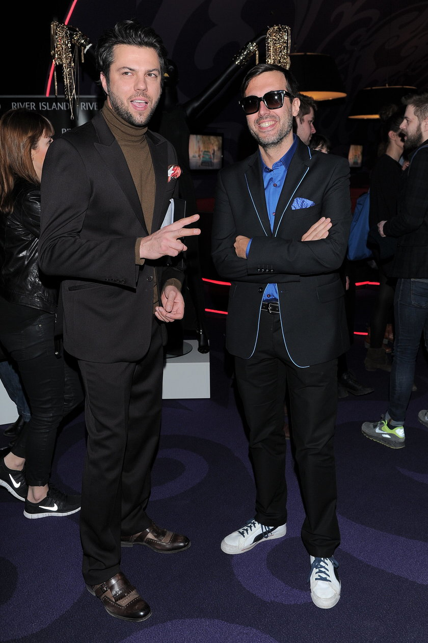 Olivier Janiak i Dj Adamus