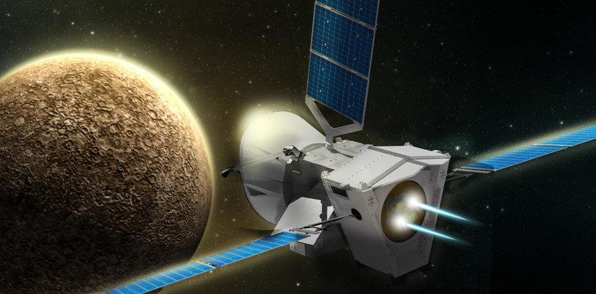 Polecą do kosmicznego piekła. Temperatura sięga 450 st.C!