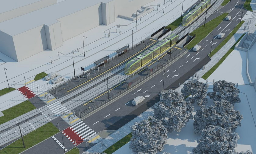 Rok bez tramwajów