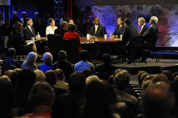 Republikańscy kandydaci ubiegający się o nominację w wyborach prezydenckich